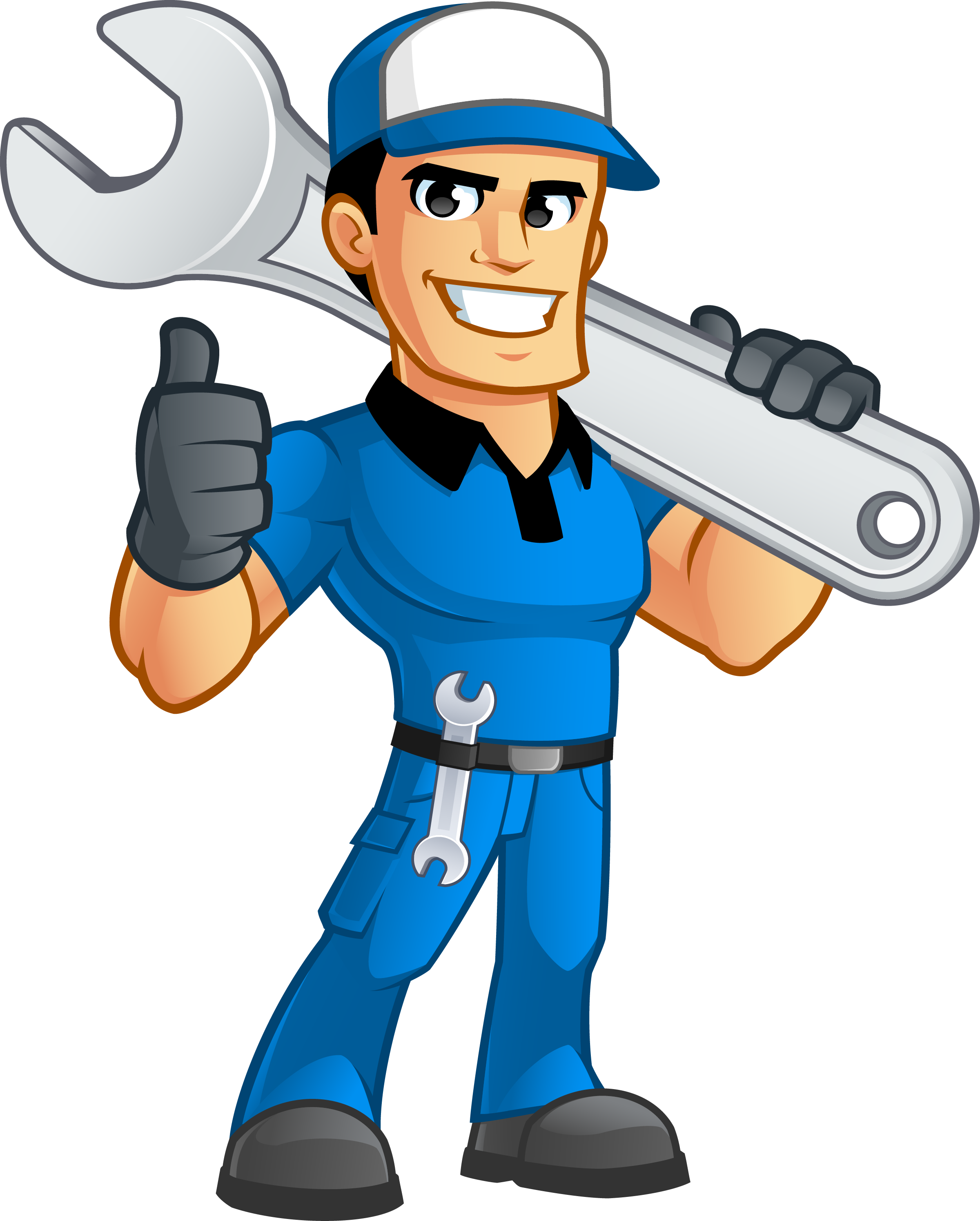 airplane mechanic clipart - photo #19